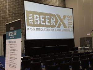SIBA BeerX 2018 liverpool