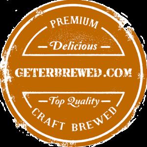 geterbrewed logo