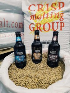 winter series from boyne brewhouse