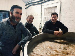 hilden brewery collaboration with hillstown