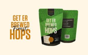 Geterbrewed Hop Packaging