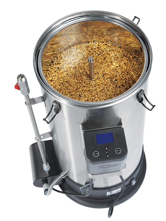 Equipment All In One Brewing Systems The Grainfather