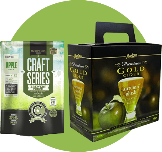 cider Homebrew Kits