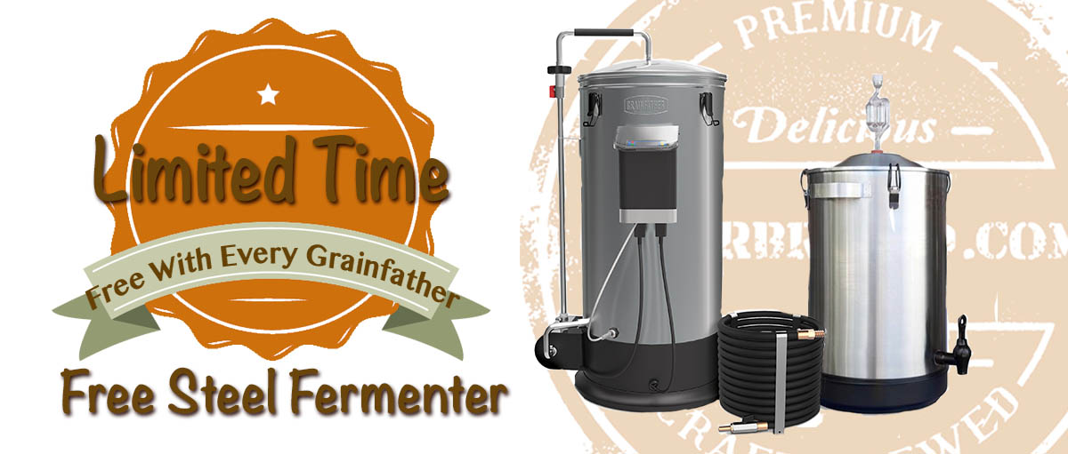 Free Grainfather Fermenter