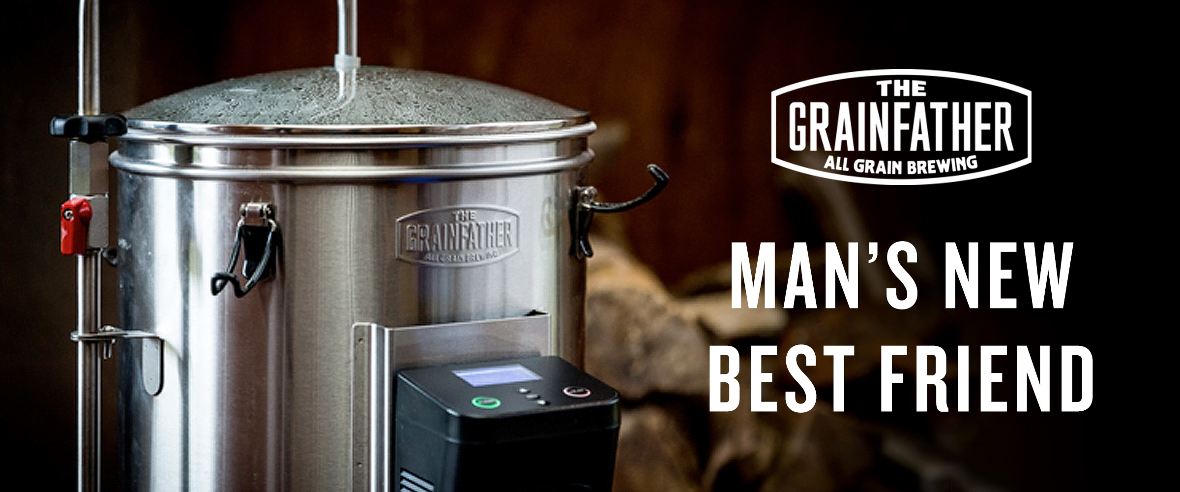 Grainfather Mans Best Friend