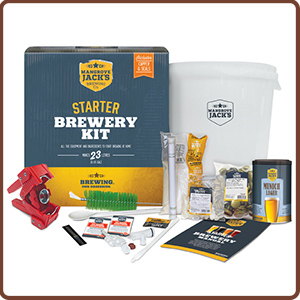 Homebrew Starter Equipment