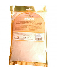 Muntons Foil Pack Spraymalt Wheat 500grm