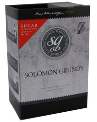 Solomon Grundy Platinum Rose