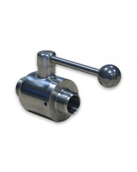Stainless Steel Ball Valve for Fermentation Tanks