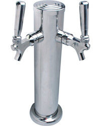 Draft beer tower - 2 facets