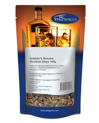Still Spirits Gobblers Bourbon Chips 100g