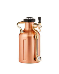 Growler Werks ukeg 64 Copper Plated - 1.9 Litre