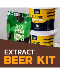 Dry Oatmeal Stout Extract Brewing Kit