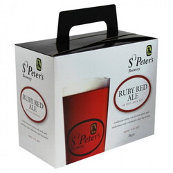 St.Peters Ruby Red Ale 3.0Kg
